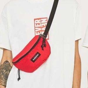 Urban Outfitters x Eastpak Springer Belt Bag Red
